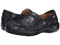 Alegria Keli Professional Cosmic Women's Shoes Navy