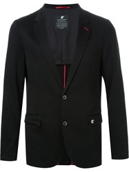 Loveless Two Button Blazer Black