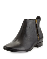 Belmont Leather Bootie Black Cole Haan