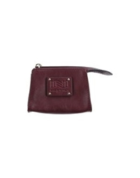 Nannini Pouches Brick Red