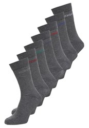 Zalando Essentials Weekday 7 Pack Socks Grey