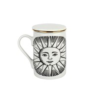 Fornasetti Sole Herbal Tea Mug