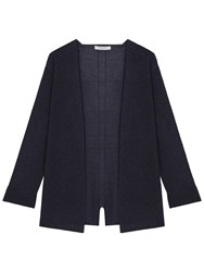 Gerard Darel Arlington Cardigan Navy Blue