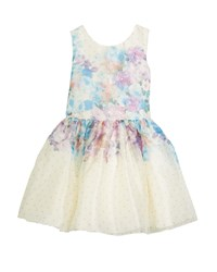 Zoe Ombre Floral Party Dress Size 7 16 Multi