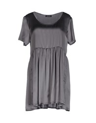 Anne Claire Anneclaire Dresses Short Dresses Women Grey