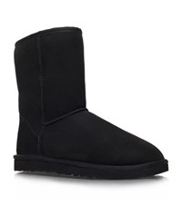 Ugg Australia Classic Short Boot Male Black