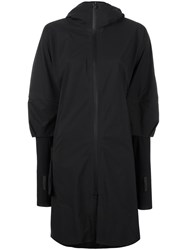 Y 3 Waterproof Parka Black