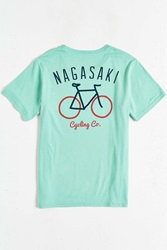 Urban Outfitters Nagasaki Cycling Co. Tee Mint