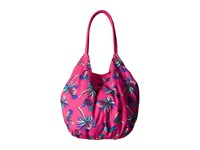 Roxy Total Heat Wave Tote Pina Colada Combo Cherry Tote Handbags Red