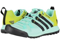 Adidas Terrex Solo Ice Green Black Vapour Steel Women's Shoes Blue