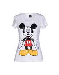 Disney Topwear T Shirts Women