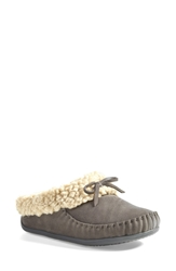 Fitflop 'The Cuddlertm' Slipper Charcoal