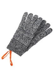 Superdry Misty Gloves Indigo Mottled Dark Blue