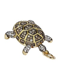 Annoushka Mythology Baby Turtle Locket Female
