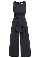 Closet Jumpsuit Navy Dark Blue