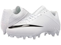 Nike Vapor Speed 2 Lax White Black Multicolor Men's Cleated Shoes