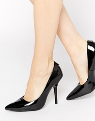 Call It Spring Delahanty Court Shoes Blackpatent