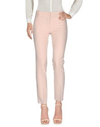 Les Filles Casual Pants Skin Color