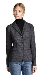 Bailey 44 Bailey44 Black Op Brushed Blazer Anthracite