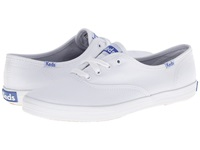 Keds Champion Canvas Cvo White Canvas Women's Lace Up Casual Shoes