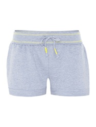 Therapy Loopback Sweat Short Denim