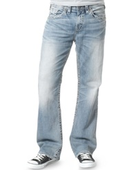 Silver Jeans Grayson Straight Leg Relaxed Fit Jeans