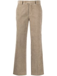 Undercover Cropped Flared Trousers 60