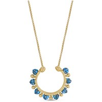 Lmj Circle Of Fire Necklace