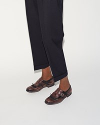 Church's Shanghai Oxfords Brown And Anthracite