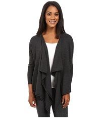 Lole Murielle Cardigan Black Heather Women's Sweater