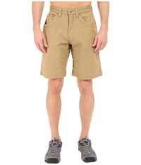 Mountain Khakis Camber 104 Hybrid Shorts Desert Khaki Men's Shorts