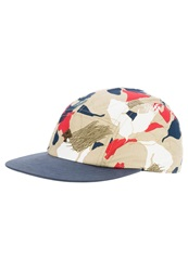 Lrg Leave Roots Grow Cap Putty Beige
