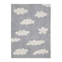 Lorena Canals Clouds Washable Rug Grey 120X160cm