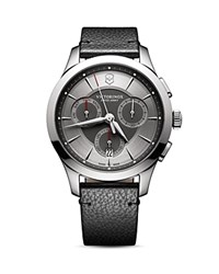 Victorinox Swiss Army Strap Chronograph 44Mm Gray