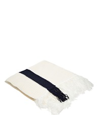 J.W.Anderson J.W. Anderson Chunky Knitted Feather Scarf White
