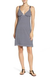 Tommy Bahama Women's 'Brenton' Stripe Cover Up Dress