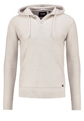 Only And Sons Onsdaniel Jumper Oatmeal Off White