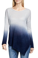 Vince Camuto Women's Two By Dip Dye Sweater Blue Night