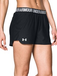 Under Armour Play Up Shorts Grey