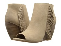 Ariat Unbridled Jaycee Taupe Suede Cowboy Boots
