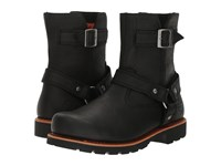 Harley Davidson Sandfield Black Men's Pull On Boots