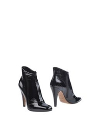 Michel Perry Ankle Boots Black