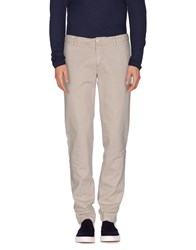 Gold Case By Rocco Fraioli Trousers Casual Trousers Men Beige