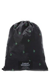 Cheap Monday Cacti Rucksack Black