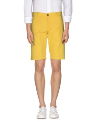 Franklin And Marshall Trousers Bermuda Shorts Men Red