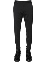 Dsquared 16.5Cm Stretch Wool Admiral Pants