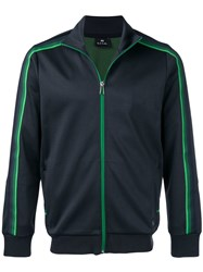 Paul Smith Ps By Track Jacket Black