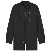 Rick Owens Technical Outershirt Black