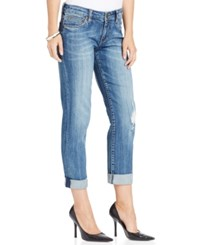 Kut From The Kloth Catherine Boyfriend Cuffed Jeans Diverge