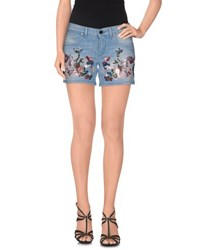 Jacob Cohen Jacob Coh N Denim Denim Shorts Women